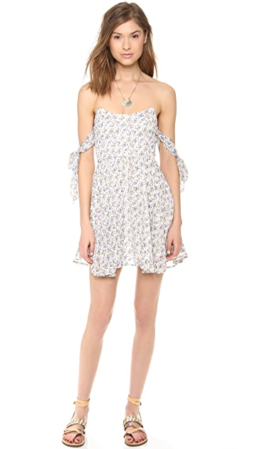 For Love & Lemons Kiss Me Dress