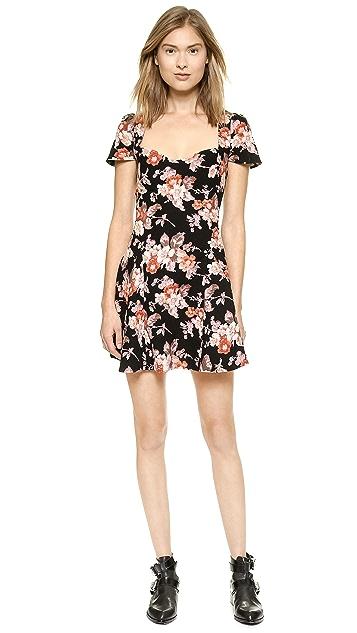 For Love & Lemons Buckaroo Babe Mini Dress
