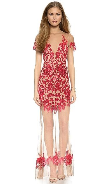d08f39f6897c6 For Love & Lemons Luau Maxi Dress | SHOPBOP