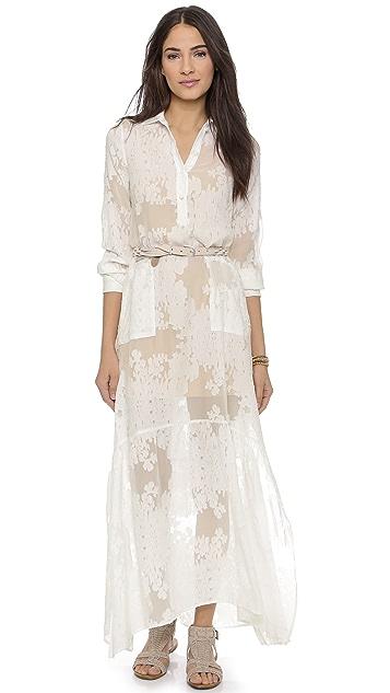 For Love & Lemons Breezy Maxi Dress