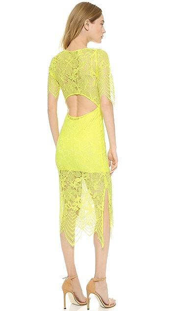 For Love & Lemons Luana Dress