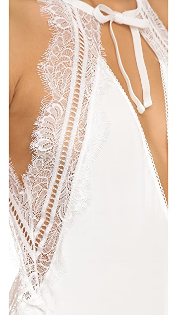 For Love & Lemons Isabelle Bodysuit