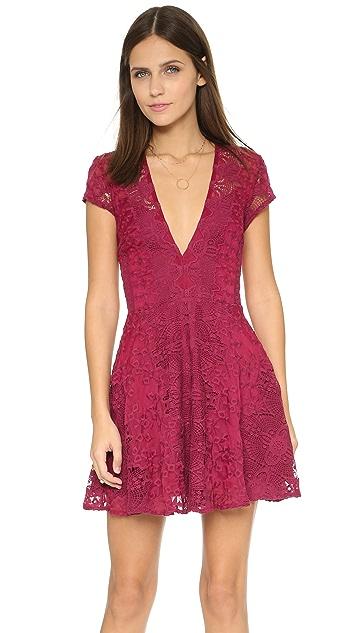 ef54c4cf351d9 For Love & Lemons Siena Mini Dress | SHOPBOP