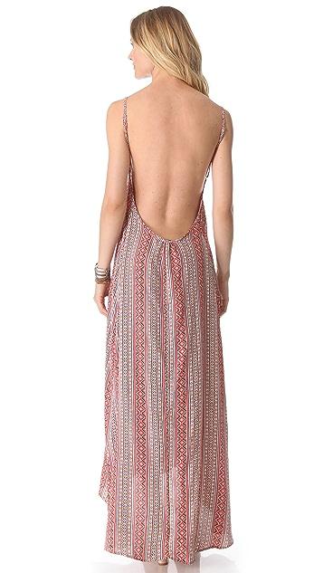 Flynn Skye Scoop Back Dress