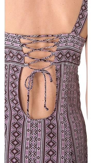 Flynn Skye Tie Back Dress