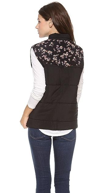 Flynn Skye Puffy Puff Vest