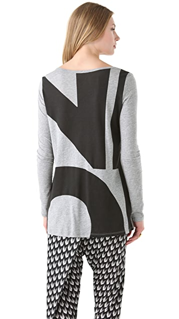 FASHION'S NIGHT OUT Long Sleeve T-Shirt