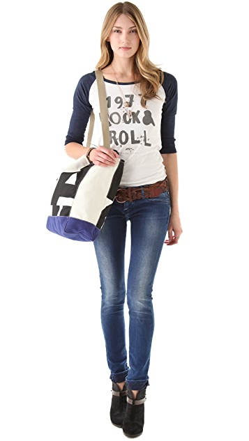 FASHION'S NIGHT OUT Canvas Tote