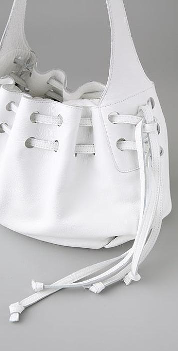 Foley + Corinna Washed Drawstring Bag