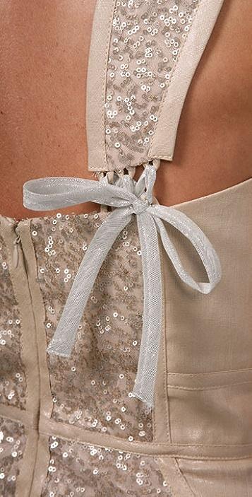 Foley + Corinna Corset Dress