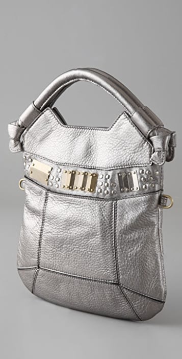 Foley + Corinna Metallic Plated Disco City Bag