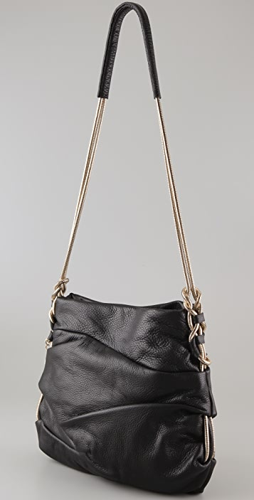 Foley + Corinna Snake Chain Cross Body Bag