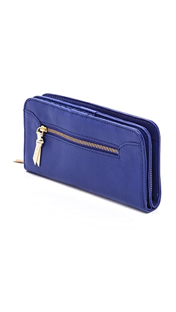 Foley + Corinna City Continental Wallet