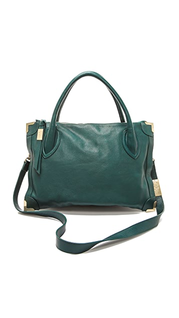 Foley + Corinna Framed Satchel