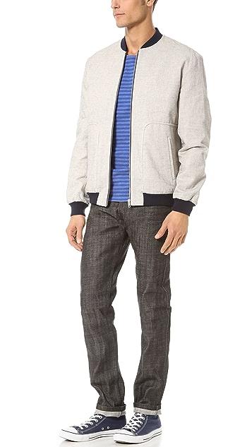 Folk Stripe T-Shirt