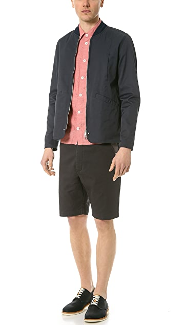 Folk Layered Shorts