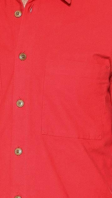 Folk Layered Shirt