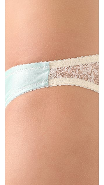 Fortnight Lingerie Ophelia Bikini Briefs