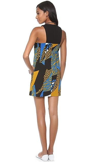 4.collective Sleeveless Shift Dress