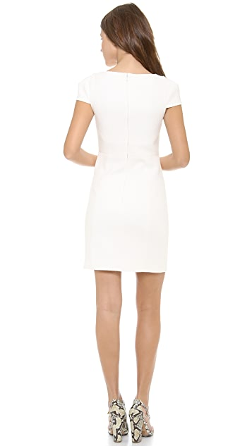 4.collective Cap Sleeve Sheath Dress