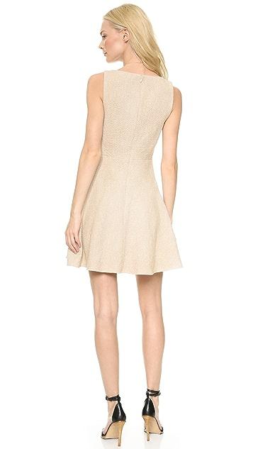 4.collective Spring Tweed Flirty Dress