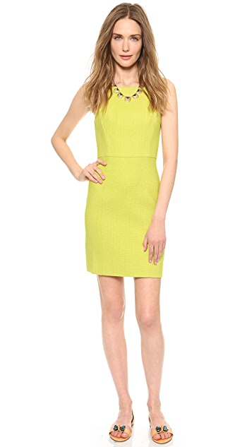 4.collective Squareneck Strappy Dress