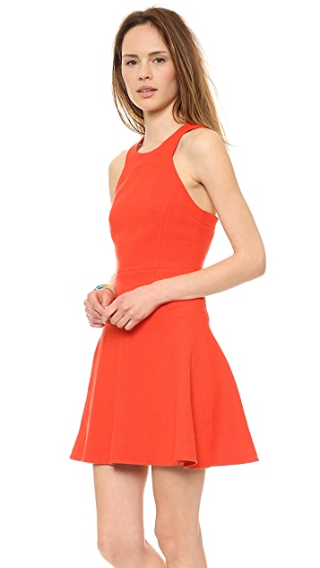 4.collective Sleeveless Flirty Dress