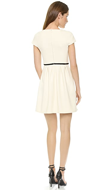 4.collective Cap Sleeve Dress