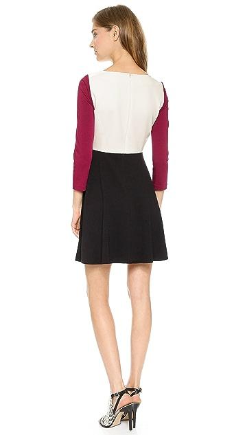 4.collective 3/4 Sleeve Flirty Dress