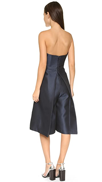 4.collective Lulu Strapless Jumpsuit