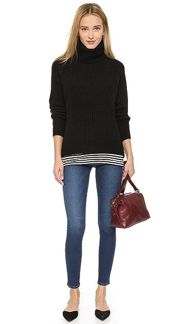FRAME Le Skinny de Jeanne Jeans