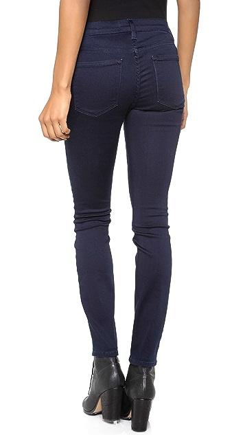 FRAME Le Skinny Lisse Jeans