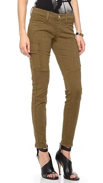 FRAME Le Skinny Armee Jeans