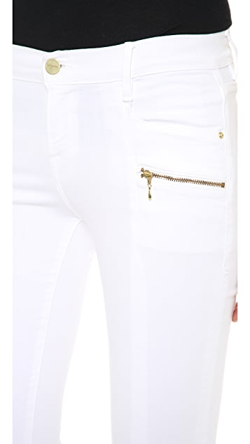 FRAME Le Skinny Knife Pocket Jeans