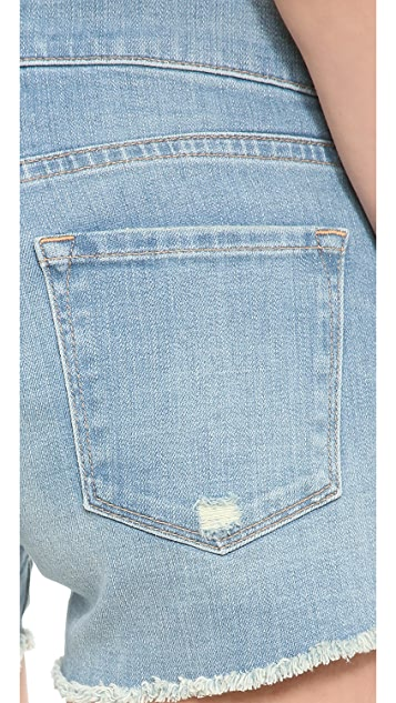 FRAME Le Cut Off Shorts