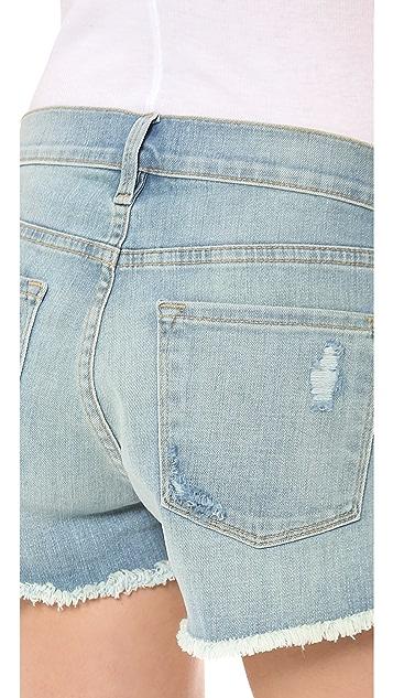 FRAME Le Cutoff Shorts