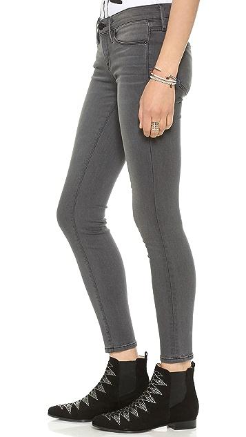 FRAME Le Skinny Satine Jeans
