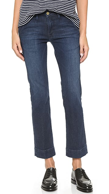 FRAME Le Slim Straight Trouser Jeans
