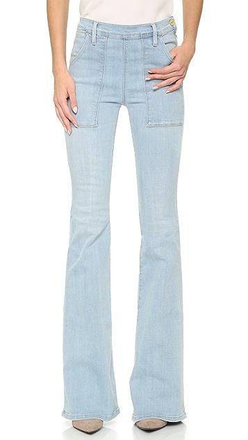 FRAME Forever Karlie Flare Jeans | SHOPBOP