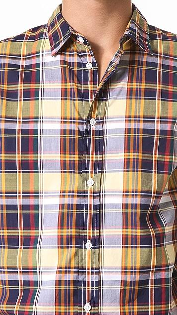 Frank & Eileen Limited Edition Paul Plaid Sport Shirt