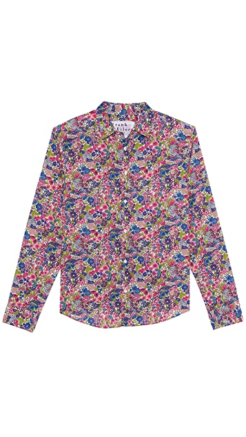 Frank & Eileen Paul Limited Edition Floral Shirt