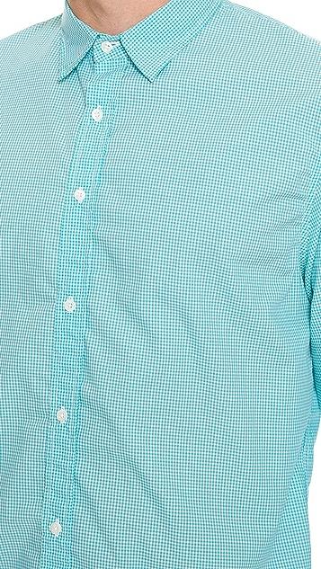 Frank & Eileen Paul Gingham Shirt