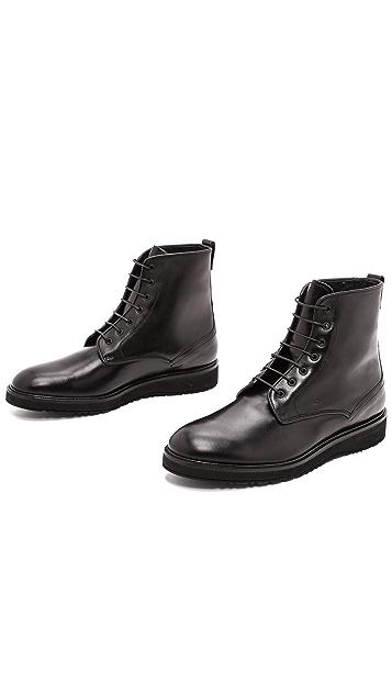 Fratelli Rossetti 7 Eye Boots