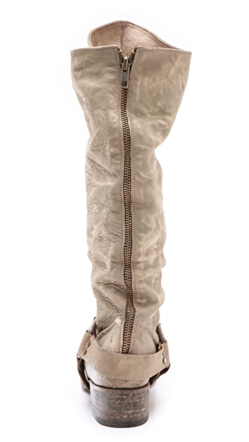 FREEBIRD by Steven Phoenix Knee High Boots