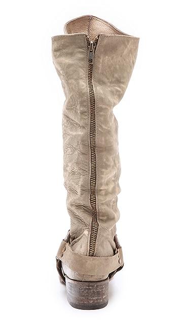 FREEBIRD by Steven Phoenix Knee High Boots