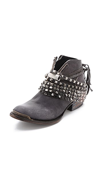 FREEBIRD by Steven Mezcal Low Booties