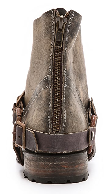 FREEBIRD by Steven Hatchet Short Booties