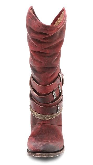 08c1432d6ec Drover Wrap Tall Boots