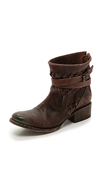 FREEBIRD by Steven Home Woven Booties