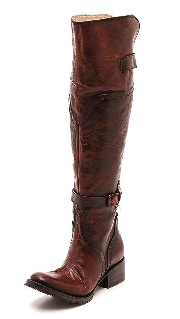 FREEBIRD by Steven Quebec Tall Boots